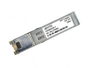 HP J8177D Aruba - 1Gb/s - 100m - RJ-45 - SFP - Transceiver Module