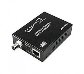 TRANSITION J/E-CX-TBT-02-NA - NETWORKS JUST CONVERT-IT STAND-ALONE MEDIA CONVERTER - MEDIA CONVERTER - 10MB LAN