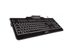 Cherry JK-A0104EU-2 - KC 1000 SC Keyboard with Smart Card Reader