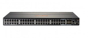 HPE ARUBA JL321A - 2930M 48G 1-SLOT - SWITCH - 48 PORTS - MANAGED - RACK-MOUNTABLE