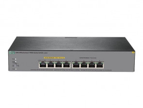 HP JL383A OfficeConnect - 1920s - 8-Ports - PoE+ - SFP - Rack-Mountable Switch