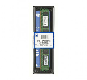 KTD-XPS730C/8G - Kingston 8GB DDR3-1600MHz PC3-12800 non-ECC Unbuffered CL11 240-Pin DIMM Memory Module