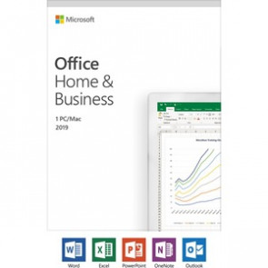 Microsoft Office T5D-03203 - 2019 Home & Business - PC - Intel-Based Software Suite
