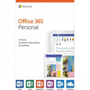Microsoft QQ2-00728 - Office 365 2019 Personal - Subscription Software Licensing