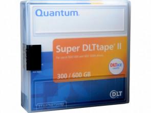 Quantum MRS2MQN01 - SDLT-II - 300GB / 600GB - DATA CARTRIDGE STORAGE TAPE