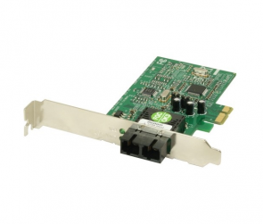 N-FXE-LC-02 - Transition Networks Single Port 100Base-LX Fast Ethernet PCI Express Card