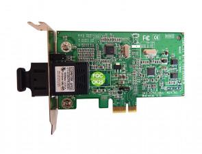 N-FXE-SC-02 - Transition Networks Single Port 100Base-FX Fast Ethernet SC PCI Express Fiber Optic Card
