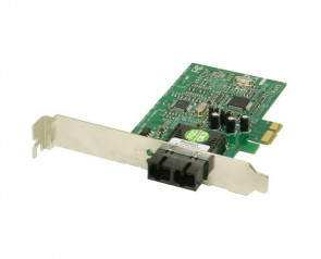 N-FXE-ST-02 - Transition Networks Single Port 100Base-FX Fast Ethernet PCI Express Card