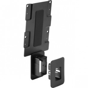 HP N6N00AT - Computer Thin Client Mounting Bracket - Black