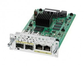 CISCO NIM-2GE-CU-SFP WAN NETWORK INTERFACE MODULE - EXPANSION MODULE
