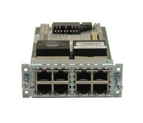Cisco NIM-8MFT-1T1/E1 Fourth-Generation Multiflex Trunk Voice and WAN network interface module