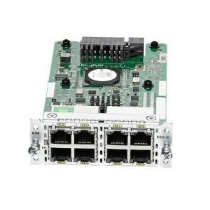 NIM-ES2-8 - Cisco 8-Port Network Interface Module for 4000 Series Integrated Services Router
