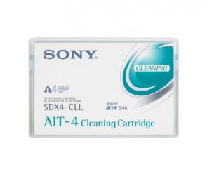 Sony SDX4-CLL - AIT-4 - Cleaning Cartridge Tape