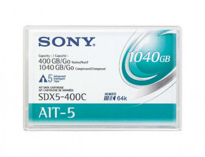 sony_sdx5-400c_ait-5_8mm_400gb_1040gb_data_cartridge_tape