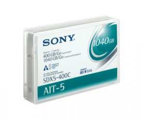 sony_sdx5-400p_ait-5_400gb_1040gb_data_cartridge_tape