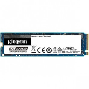 KINGSTON SEDC1000BM8/240G - DATA CENTER DC1000B - SOLID STATE DRIVE - 240 GB - PCI EXPRESS 3.0 X4 - NVME