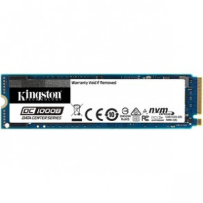 KINGSTON SEDC1000BM8/480G - DATA CENTER DC1000B - SOLID STATE DRIVE - 480 GB - PCI EXPRESS 3.0 X4 - NVME