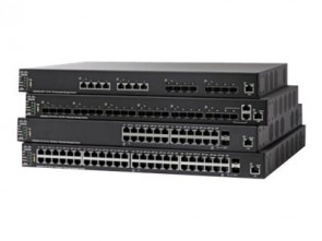 Cisco SF550X-24P-K9 26 Ports Modular Managed Layer 3 Switch