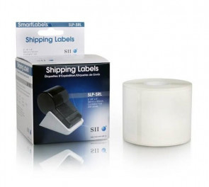 Seiko SLP-SRL - Instruments - 2.1 x 3.98-Inch Shipping label for SLP100 SmartLabel Printer