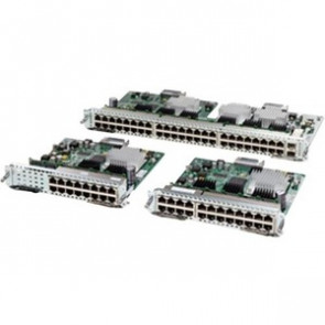 CISCO SM-X-ES3D-48-P LAYER 2/3 ETHERSWITCH SERVICE MODULE - SWITCH - 48 PORTS - MANAGED - PLUG-IN MODULE