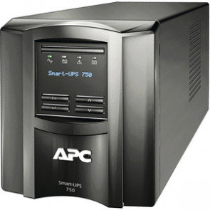 APC SMT750US - SMART-UPS 750 LCD - UPS - 500 WATT - 750 VA