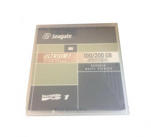 Seagate STUM200 - LTO 1 - 100/200GB - Data Cartridge Media Tape - 1/2-inch