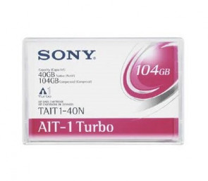 Sony TAIT1-40N - AIT-1 - 40GB / 104GB - Turbo Data Cartridge Tape