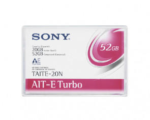 Sony TAITE-20N AIT-1 20GB / 52GB Turbo Data Cartridge