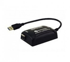 TN-USB3-SX-01(SC) - Transition 1000Base-SX Gigabit Ethernet SuperSpeed USB 3.0 Network Adapter