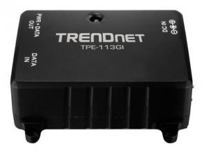 TRENDNET TPE-113GI - POE INJECTOR - 15.4 WATT