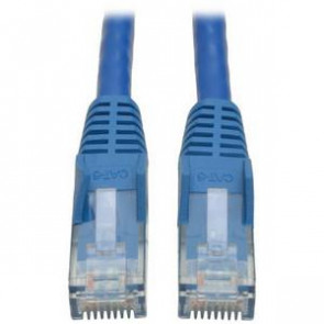 Tripp Lite N201-010-BL - 10-ft - RJ45 M/M - Cat-6 - Network Cable - Blue