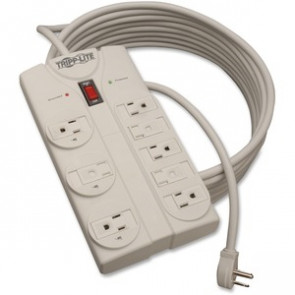 Tripp Lite TLP825 - 120V - 5-15R - Surge Protector Power Strip