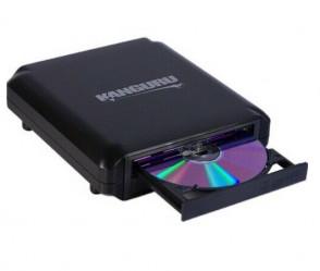 Kanguru U2-BRRW-16X - USB 2.0 External Optical Drive