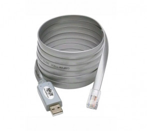 TRIPP LITE U209-006-RJ45-X - USB TO RJ45 CISCO SERIAL ROLLOVER CABLE, USB TYPE-A TO RJ45 M/M, 6 FT - SERIAL ADAPTER