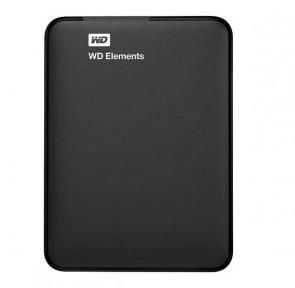 Western Digital WDBUZG0010BBK-WESN - 1TB USB 3.0 Portable External Hard Drive