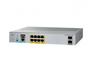 WS-C2960L-8PS-LL - Cisco Catalyst 2960L 8-Ports 10/100/1000Base-T RJ-45 PoE+ Manageable Layer4 Switch with 4x SFP+ Ports