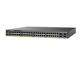 WS-C2960XR-48FPS-I - Cisco Catalyst 2960xr-48fps-i 48-Ports Switch