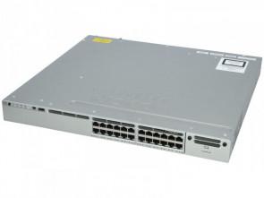 WS-C3850-24P-L - Cisco Catalyst 3850-24P-L 24-Port 24 x 10/100/1000 (PoE+) managed Switch