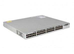 WS-C3850-48F-L - Cisco Catalyst 3850-48F-L 48-Port 48 x 10/100/1000 (PoE+) managed Switch
